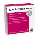 Produktbild B12 Ankermann 1000 µg Ampullen