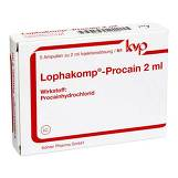 Produktbild Lophakomp Procain 2 ml Injektionslösung