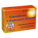 Produktbild Carotinin + Calcium D 400 Kapseln