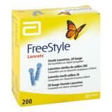 Produktbild Freestyle Lancets