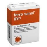 Produktbild Ferro Sanol gyn Hartkapseln mit magensaftresistent überzogene Pellets