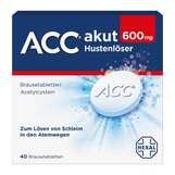 Produktbild ACC akut 600 mg Brausetabletten
