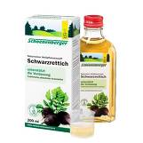 Produktbild Schwarzrettich Saft Schoenenberger