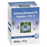 Produktbild Schwarzkümmelöl + Vitamin E Kapseln
