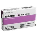 Produktbild Jodetten 150 Henning Tabletten