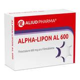 Produktbild Alpha Lipon AL 600 Filmtabletten