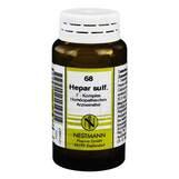 Produktbild Hepar sulfuris F Komplex Nr. 68 Tabletten