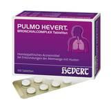 Produktbild Pulmo Hevert Bronchialcomplex Tabletten