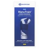 Produktbild Manutrain Handgelenkbandage Größe 4 links titan