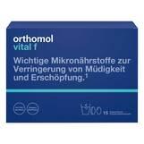 Produktbild Orthomol Vital F 15 Granulat / Kapseln Kombipackung