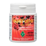Produktbild Guarana Pur 500 Kapseln