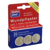 Produktbild Gothaplast Wundpflaster soft Vlies 2,5 cm Durchmesser