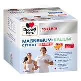 Produktbild Doppelherz system Magnesium+Kalium Citrat Granulat