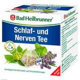 Produktbild Bad Heilbrunner Tee Schlaf- und Nerven Pyram.Beutel