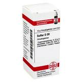 Produktbild DHU Sulfur D 30 Globuli