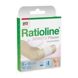 Produktbild Ratioline sensitive Wundschnellverband 8 cm x 1 m