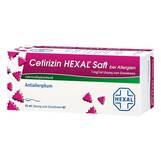 Produktbild Cetirizin Hexal Saft bei Allergien