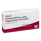 Produktbild Aconitum / China comp. Suppositorien