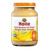 Produktbild Holle Feine Banane mit Gries
