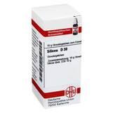 Produktbild DHU Silicea D 30 Globuli