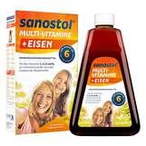 Produktbild Sanostol plus Eisen Saft
