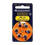Produktbild Batterien für Hörgeräte Maxsonic PR13