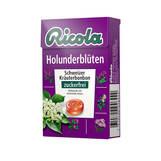 Produktbild Ricola ohne Zucker Box Holunderblüten Bonbons