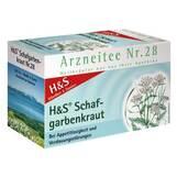 Produktbild H&S Schafgarbentee Filterbeutel