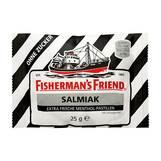 Produktbild Fishermans Friend Salmiak ohne Zucker Pastillen
