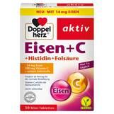 Produktbild Doppelherz Eisen+Vitamin C+L-Histidin Tabletten
