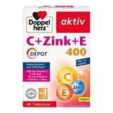 Produktbild Doppelherz C+Zink+E Depot Tabletten