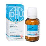 Produktbild Biochemie DHU 2 Calcium phosphoricum D 6 Tabletten
