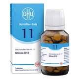 Produktbild Biochemie DHU 11 Silicea D 12 Tabletten