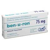 Produktbild Ben-U-Ron 75 mg Suppositorien