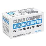 Produktbild Alkoholtupfer 3x6cm steril 100 st.