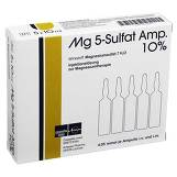 Produktbild MG 5 Sulfat Ampulle 10% Injektionslösung