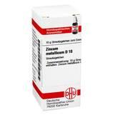 Produktbild DHU Zincum metallicum D 10 Globuli