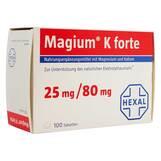 Produktbild Magium K forte Tabletten