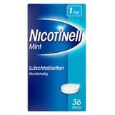 Produktbild Nicotinell Lutschtabletten 1 mg Mint zuckerfrei