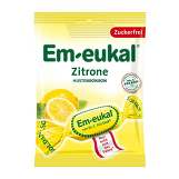 Produktbild Em-eukal Hustenbonbons Zitrone zuckerfrei