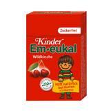 Produktbild Kinder Em-eukal Hustenbonbons Wildkirsche zuckerfrei Pocketbox