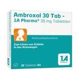 Produktbild Ambroxol 30 Tab 1A Pharma Tabletten