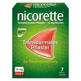 Produktbild Nicorette TX Pflaster 10 mg