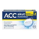 Produktbild ACC akut 600 mg Z Hustenlöser Brausetabletten