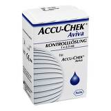 Produktbild Accu Chek Aviva Kontroll Lösung