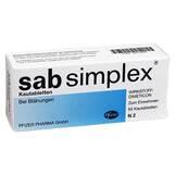Produktbild Sab simplex Kautabletten