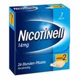 Produktbild Nicotinell 14 mg 24-Stunden-Pflaster transdermal