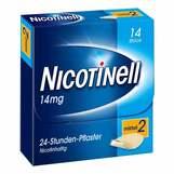 Produktbild Nicotinell 14 mg/24-Stunden-Pflaster transdermal