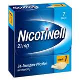 Produktbild Nicotinell 21 mg 24-Stunden-Pflaster transdermal