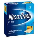 Produktbild Nicotinell 21 mg/24-Stunden-Pflaster transdermal